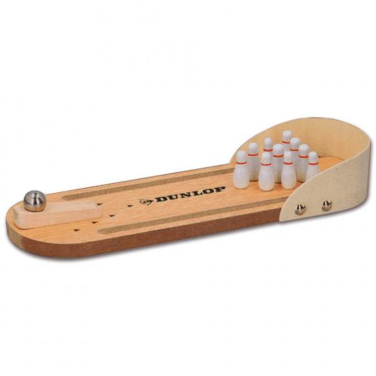 Schreibtisch Bowling Set Holz.