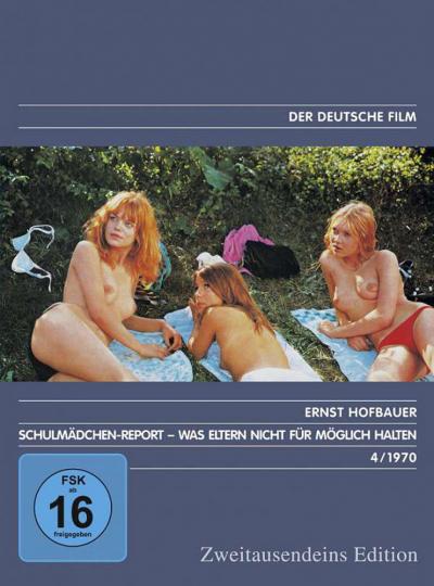 Schulmädchen-Report: Was Eltern nicht für möglich halten. DVD.