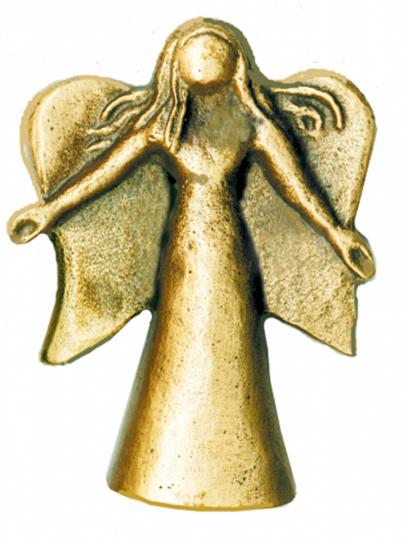 Schutzengel - Bronze