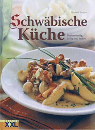 Schwäbische Küche