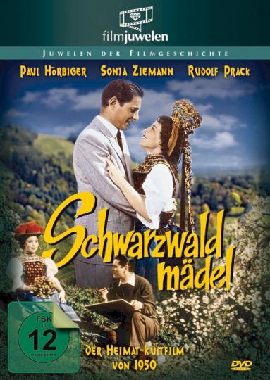 Schwarzwaldmädel DVD