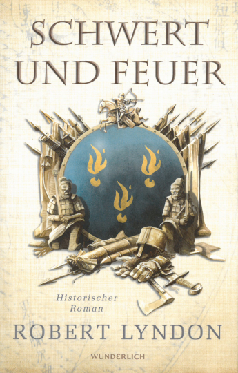 Schwert und Feuer. Historischer Roman.