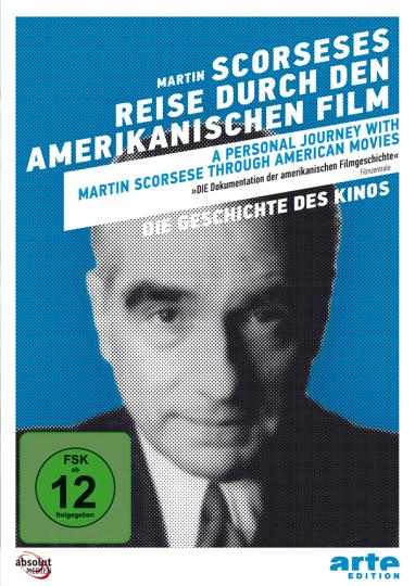 Scorseses Reise durch den amerikanischen Film. DVD.