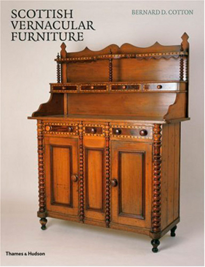 Scottish Vernacular Furniture. Ländliche Möbelkunst aus Schottland.