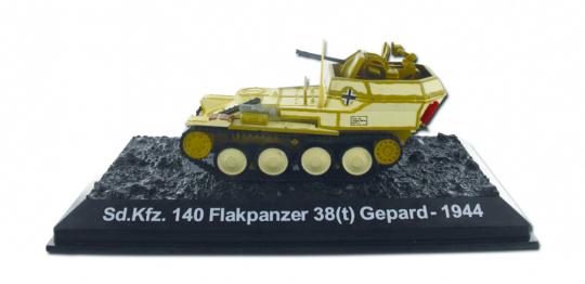Sd. Kfz 140 Flakpanzer 38 - Modell 1:72
