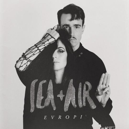 Sea + Air. Evropi. CD.