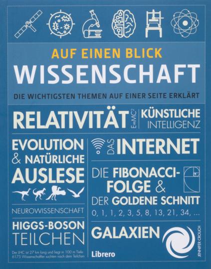 Sehen & Verstehen. Wissenschaft. Die wichtigsten Themen auf einer Seite erklärt.