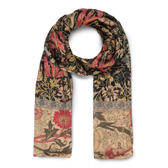 Seidenschal »William Morris«.
