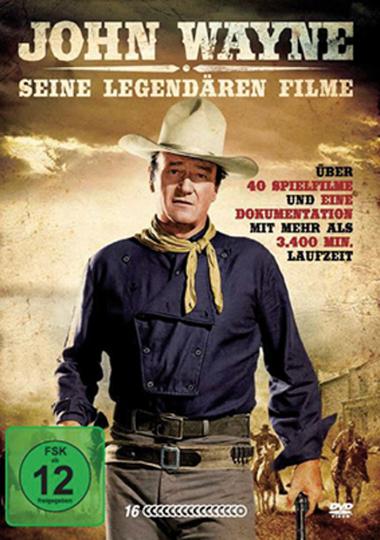 Seine legendären Filme 16 DVDs
