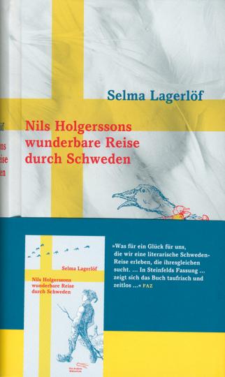 Selma Lagerlöf. Nils Holgerssons wunderbare Reise durch Schweden.