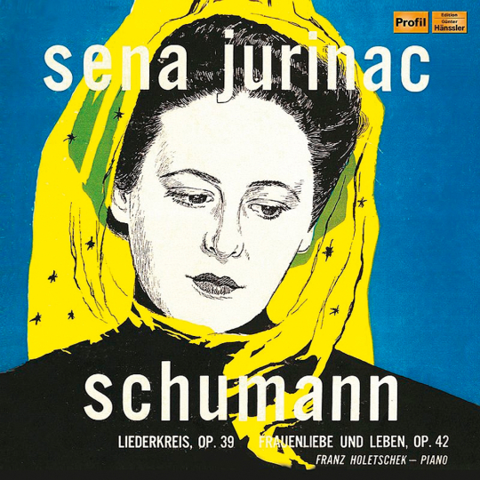 Sena Jurinac. Schumann. CD.