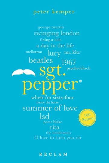 Sgt. Pepper. 100 Seiten.