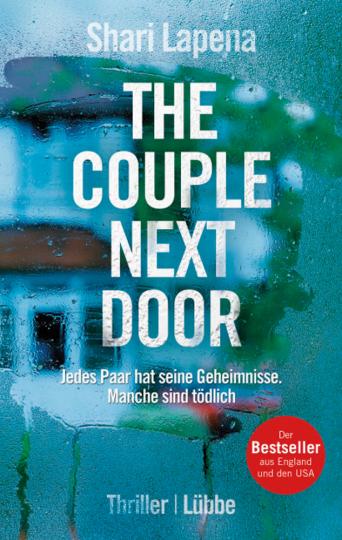 Shari Lapena. The Couple Next Door. Thriller.