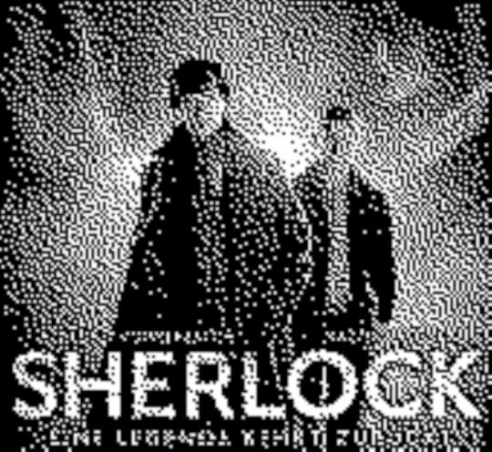 Sherlock 4 DVDs - DVD-Box mit seltenem Sammlerschild! Eine Legende kehrt zurück
