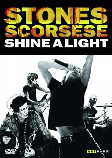 Shine A Light (OmU). DVD.