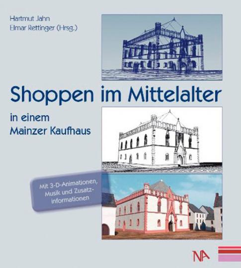Shoppen im Mittelalter - in einem Mainzer Kaufhaus.