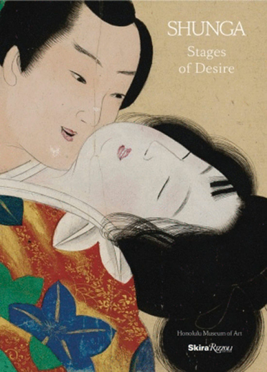 Shunga. Stages of Desire. Sexuality in Japanese Art. Sexualität in der japanischen Kunst.