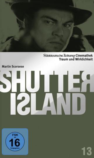 Shutter Island. DVD.