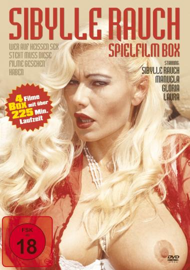 Sibylle Rauch 4 Filme auf 2 DVDs