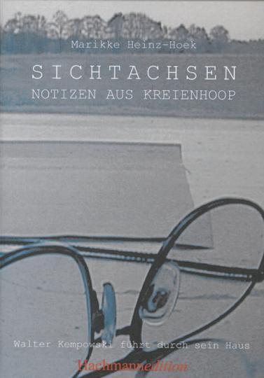 Sichtachsen. Notizen aus Kreienhoop. Walter Kempowski führt durch sein Haus. 2 DVDs und Booklet.