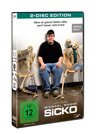 Sicko DVD