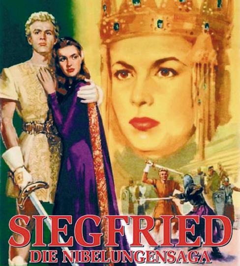 Siegfried - Die Nibelungensaga DVD