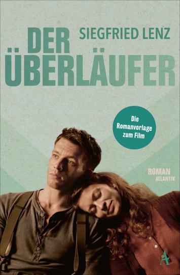 Siegfried Lenz. Der Überläufer. Filmausgabe.