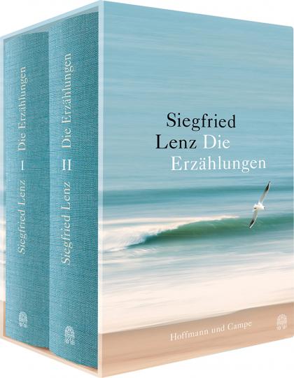 Siegfried Lenz. Die Erzählungen. 2 Bände im Schuber.