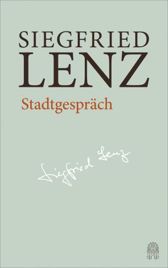 Siegfried Lenz. Stadtgespräch.