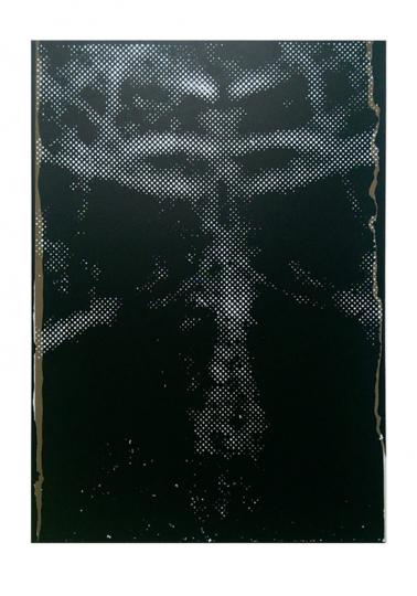 Sigmar Polke. »Spiegelungen II «, 1992.