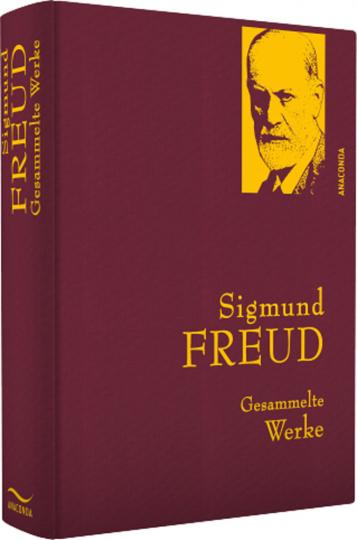 Sigmund Freud. Gesammelte Werke.