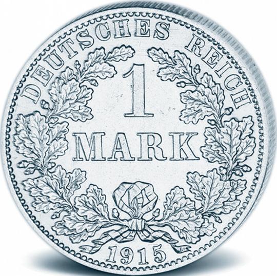 Silber-Münz-Set Deutsches Kaiserreich.
