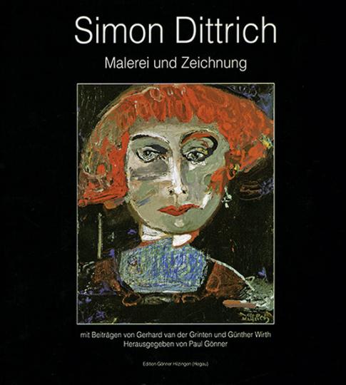 Simon Dittrich. Malerei und Zeichnung.