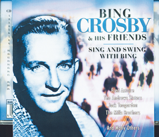 Sing and swing with Bing 2 CDs