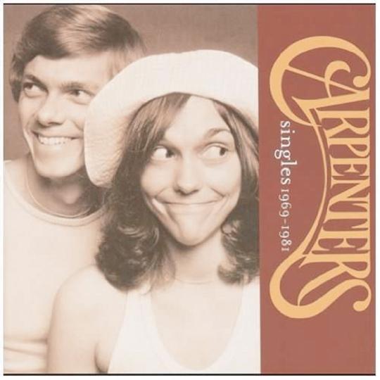 Carpenters , Singles 1969 - 1981 CD