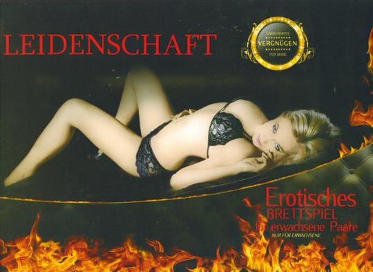 Sinnliches Erotik-Spiel Leidenschaft - Nur für Erwachsene!
