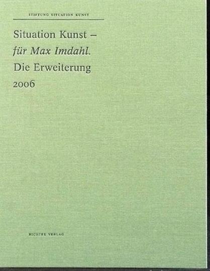 Situation Kunst - für Max Imdahl. Die Erweiterung 2006.