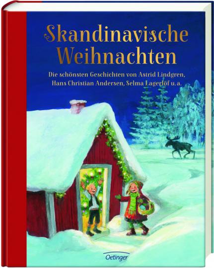 Skandinavische Weihnachten.