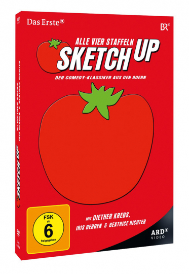 Sketchup - komplett auf 4 DVDs