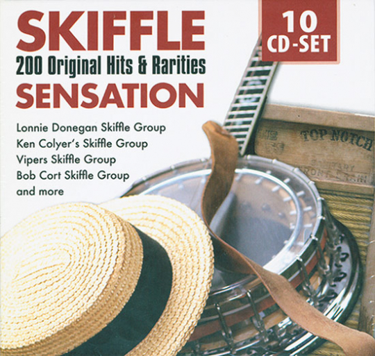 Skiffle Sensation. 200 Original Hits and Rarities.