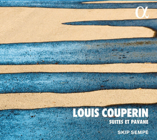 Skip Sempe spielt Louis Couperin. Pieces de Clavecin. CD.