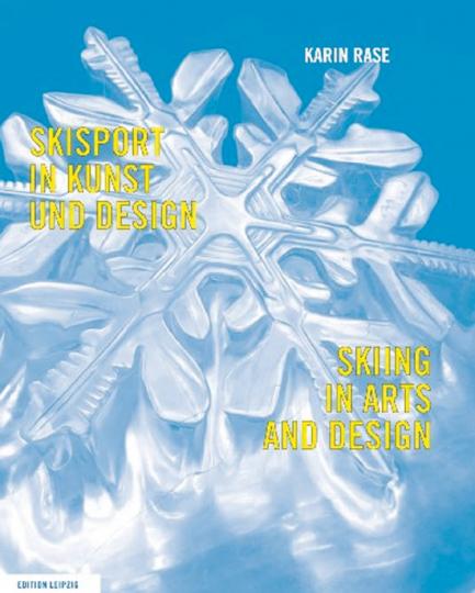 Skisport in Kunst und Design.