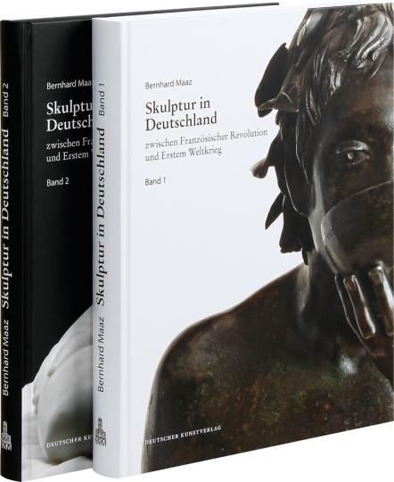 Skulptur in Deutschland zwischen Französischer Revolution und Erstem Weltkrieg. 2 Bände.