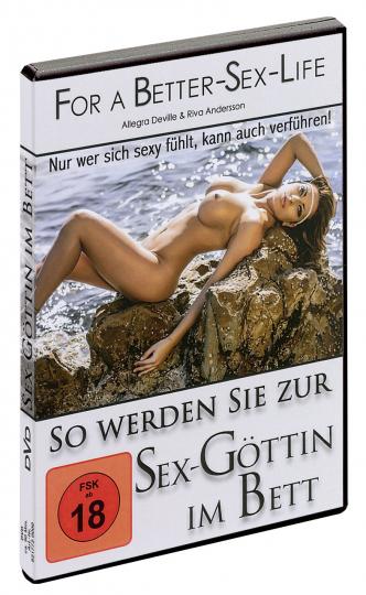 So werden Sie zur Sex-Göttin im Bett DVD.