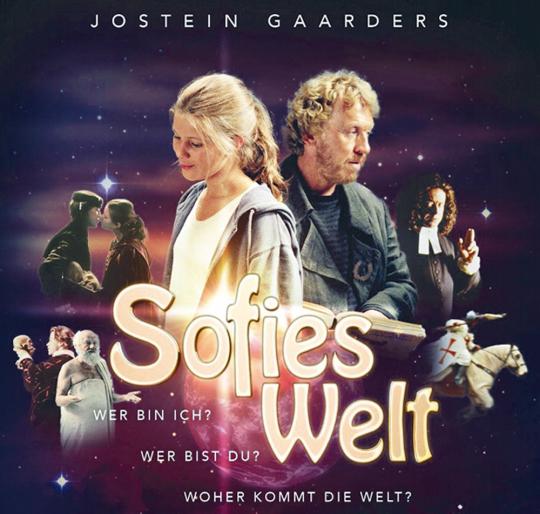 Sofies Welt - TV Fassung auf 2 DVDs
