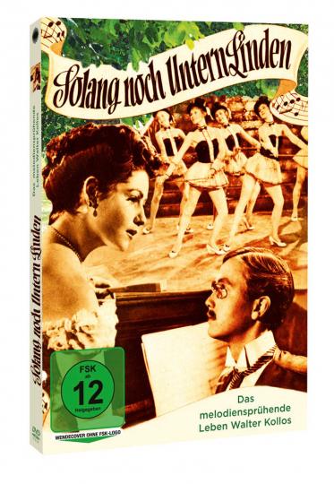 Solang noch Untern Linden - Das melodiensprühende Leben Walter Kollos. DVD.