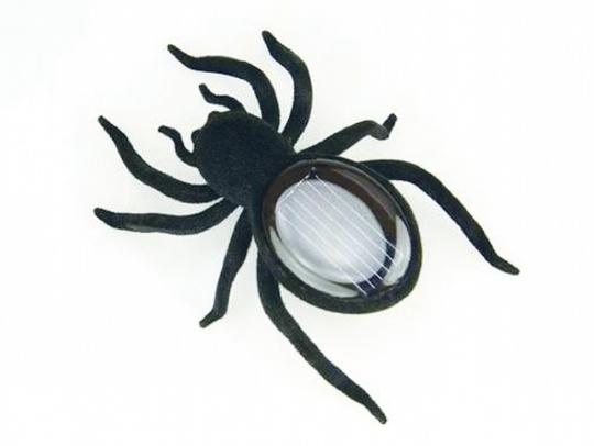 Solar-Spinne »Tarantula«.
