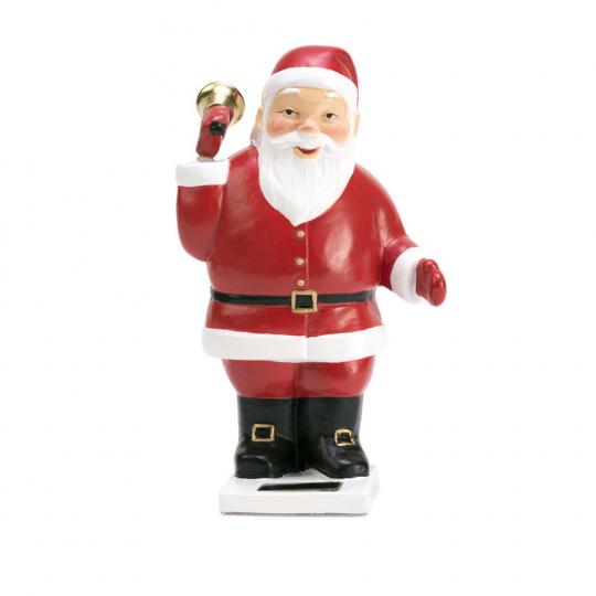 Solarfigur »Weihnachtsmann«.