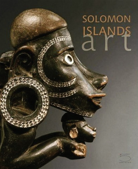 Solomon Islands Art. The Conru Collection.