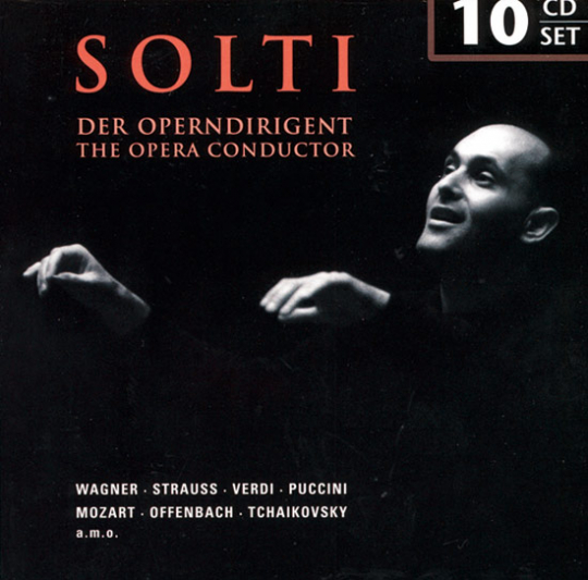 Solti. Der Operndirigent.